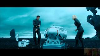 Download Star Trek Into Darkness - Opening of Torpedo & Scotty's Discovery Video