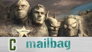 Download Who Belongs On The Mount Rushmore Of SuperHeroes? Collider Mail Bag Video