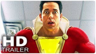 Download SHAZAM! Trailer Español (2019) Video