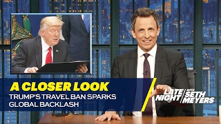 Download Trump's Travel Ban Sparks Global Backlash: A Closer Look Video