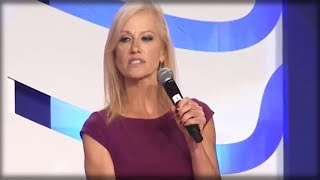 Download KELLYANNE CONWAY JUST REVEALED WHAT SHE SECRETLY DOES EVERY DAY AT THE WHITE HOUSE Video