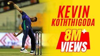 Download Sri Lanka's newest unorthodox, mystery spinner - Kevin Koththigoda Video