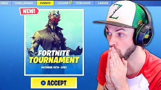 Download I entered a Fortnite tournament + THIS happened... Video