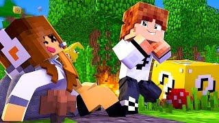 Download Minecraft: TÚNEL DA SORTE - MEU IRMÃO GANHOU?! Video
