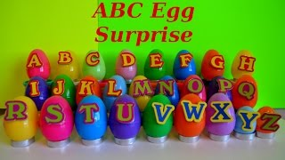 Download A-Z Alphabet Surprise Eggs-Learn Letters ABC, Words And Spellings-Preschool Learning-Kids Z Fun Video