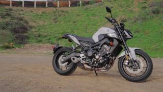 Download 2017 Yamaha FZ-09 Review Video