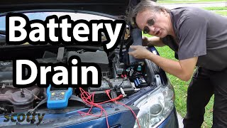 Download Fixing Battery Drain In Your Car Video
