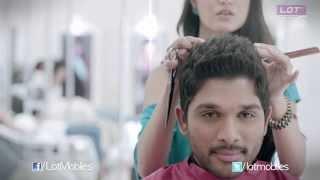 Download Allu Arjun's Lot Mobiles Ad #2 Video