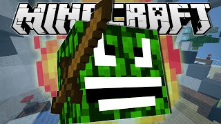 Download Minecraft | ANGRY LEAF BLOCK!! | Hide N Seek Minigame Video