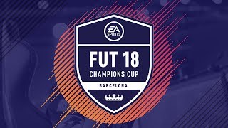 Download LIVE! FIFA 18 FUT Champions Cup Barcelona Finals with Spencer FC! 🏆 Video