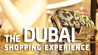 Download The Dubai Shopping Experience Video
