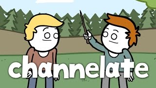 Download Explosm Presents: Channelate - Magic Wand Video