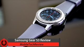 Download Samsung Gear S3 Review - The Best Samsung Watch Yet Video