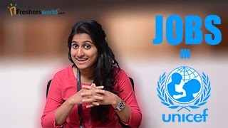 Download UNICEF- United Nations Children Fund Recruitment Notification 2017–Jobs, Exam dates & results Video