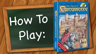 Download How to Play: Carcassonne Video