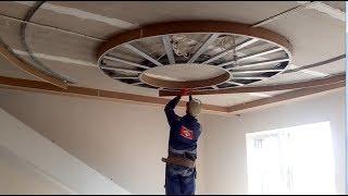 Download Потолок Фигура своими руками Video