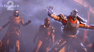 Download Destiny 2 - Homecoming Story Campaign Gameplay Reveal Video