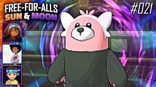 Download Pokémon Sun & Moon FFAs #021 Feat. NumbNexus, SacredFireNegro, & Supra!! Video