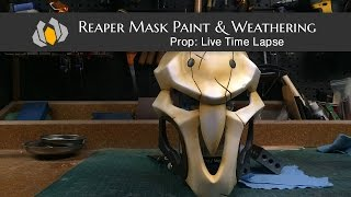 Download Prop: Shop - Reaper Mask Paint & Weathering Time Lapse Video