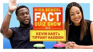 Download High School Facts Quiz Show with Kevin Hart & Tiffany Haddish Video