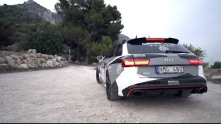Download Gumball Audi RS6 with Milltek exhaust Video