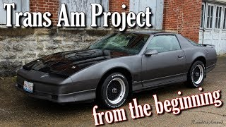 Download Trans Am Project - From the Beginning Video