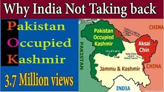 Download Why India Doesn't Take Back PoK [Hindi] Video