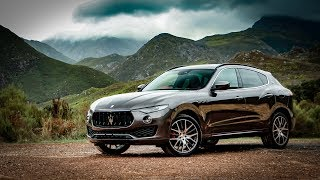 Download 2017 Maserati Levante Diesel Review Video