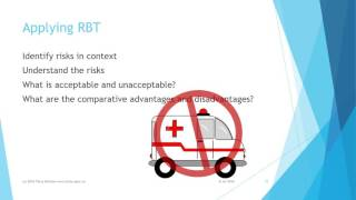 Download ISO 9001 Risk Based Thinking Video
