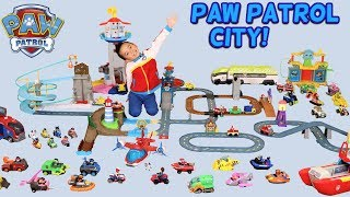 Download BIGGEST PAW PATROL CITY !! Ckn Toys Video