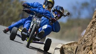 Download High Speed Downhill Trike Racing Video