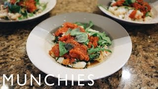 Download Munchies Presents: Old-School Italian Cooking With Danny Smiles Video