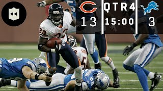 Download The Highest Scoring 4th Quarter in NFL History! (Bears vs. Lions Week 4, 2007) Video