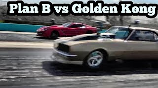 Download Plan B Racing vs Golden Kong at Bounty Hunters No Prep Video