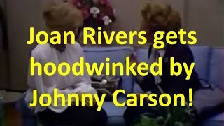Download Johnny Carson's Practical Joke on Joan Rivers - Margaret Thatcher Impressionist (about 1983) Video