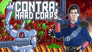 Download Contra: Hard Corps (Sega Genesis) Full Playthrough Video