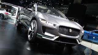 Download Jaguar I-Pace Concept - 2016 LA Auto Show Video