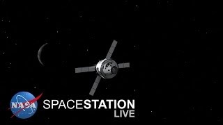 Download Space Station Live: Orion Update Video