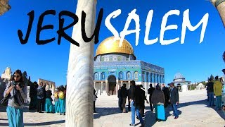 Download A Tour of the Incredible Old City of Jerusalem Video