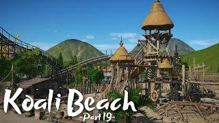 Download Planet Coaster - Koali Beach (Part 19) - Wooden Playground (ft. DeLadysigner & Rudi Rennkamel) Video