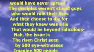 Download Jesus is Alive - Shai Linne Video