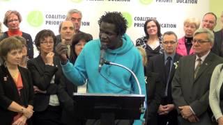 Download Discours Boucar Diouf Video