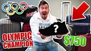 Download I Bought $1000 of Lost Luggage at an Auction and Found This.. (PRO ATHLETE'S SHOE COLLECTION!!) Video
