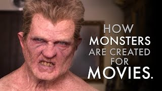 Download Special Effects Makeup: How Movie Monsters Are Made Video