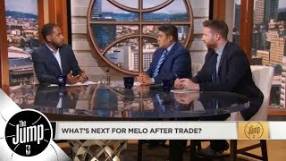 Download Is Carmelo Anthony a Hall of Famer? | The Jump | ESPN Video