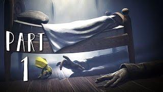 Download LITTLE NIGHTMARES Walkthrough Gameplay Part 1 - Six (PS4 Pro) Video
