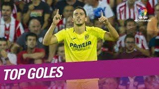 Download TOP 10 Goles Septiembre LaLiga Santander 2018/2019 Video
