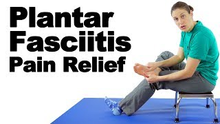 Download Plantar Fasciitis Treatment with Massage, Stretches, & Exercises - Ask Doctor Jo Video
