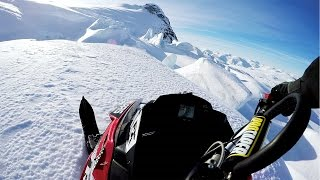 Download GoPro: Snowmobile Expedition through BC Backcountry in 4K Video