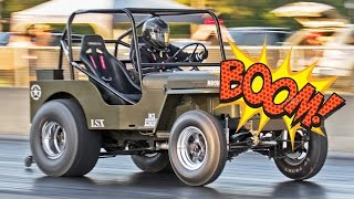 Download LSx Willy's Jeep GRENADES Engine! Video